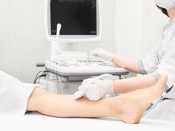【イメージ】超音波診断