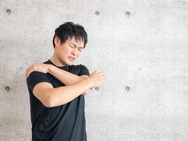 【画像】肩関節痛イメージ